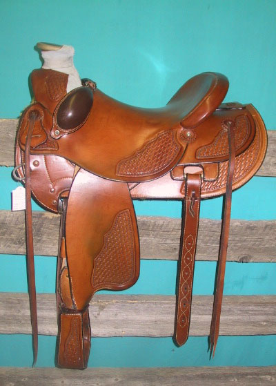 Saddle #60 USED WILLOW CREEK WADE - Excellent Condition